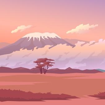Illustration sur l'illustration des thèmes