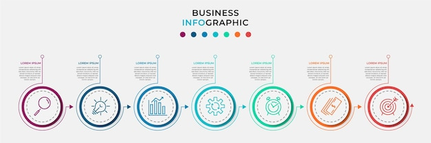 Illustration infographique