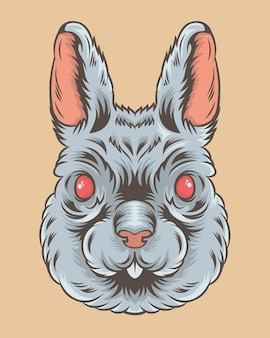 Illustration de lapin