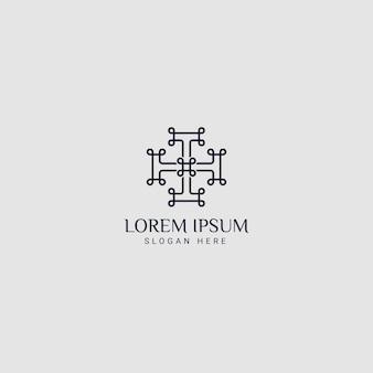 Illustration de lorem ipsum