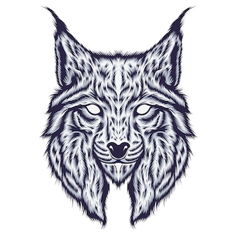 Illustration lynx