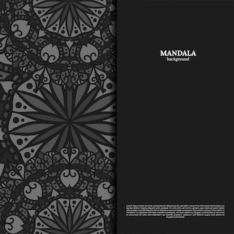 Illustration de mandala