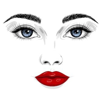Illustration de mode
