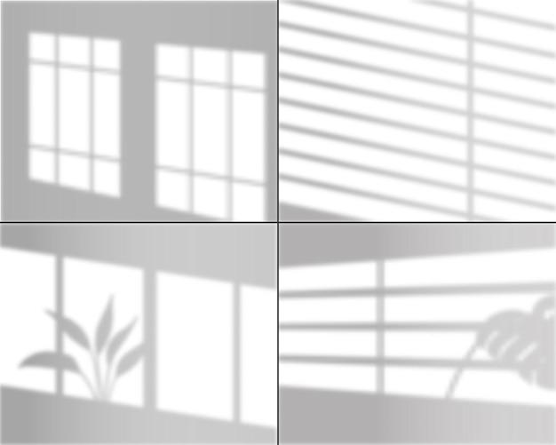Illustration des ombres de la fenêtre