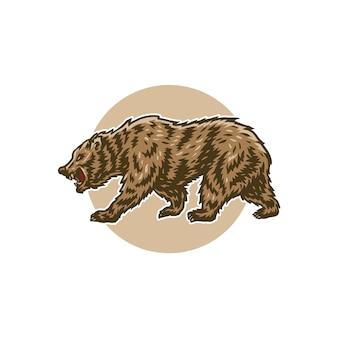 Illustration de l'ours
