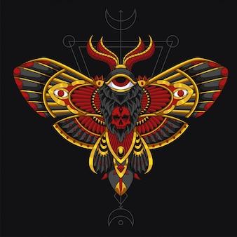 Illustration de papillon