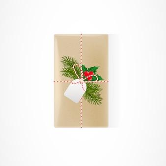 Illustration de paquet présent