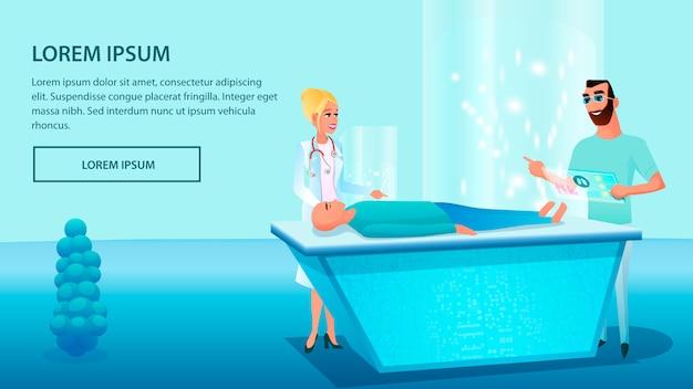 Illustration patient patient maladie