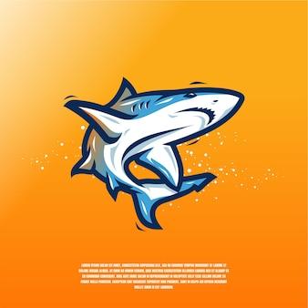 Illustration de requin