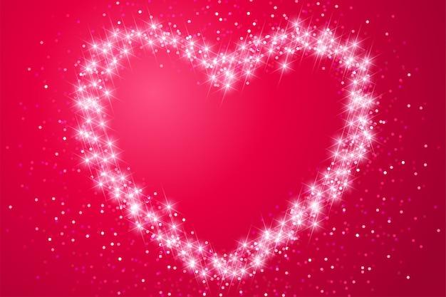 Illustration de la saint-valentin