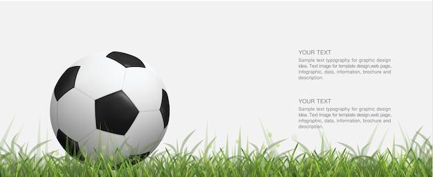 Illustration de sport de football