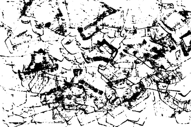 Illustration de stock de vecteur de texture grunge oeuvre abstraite