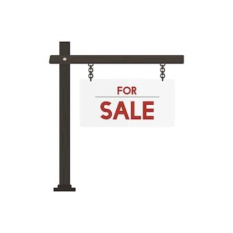 Illustration de vecteur de signe de vente