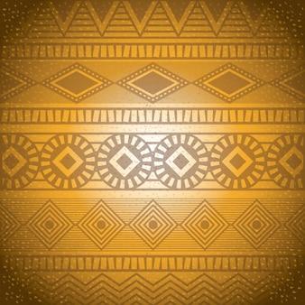 Illustration vectorielle de l'afrique texture design