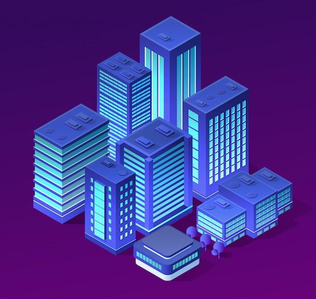 Illustration vectorielle d'architecture