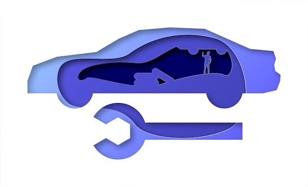 Illustration vectorielle dans un style graphiqueillustration vectorielle dans un style graphique