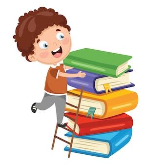 Illustration vectorielle de l'éducation