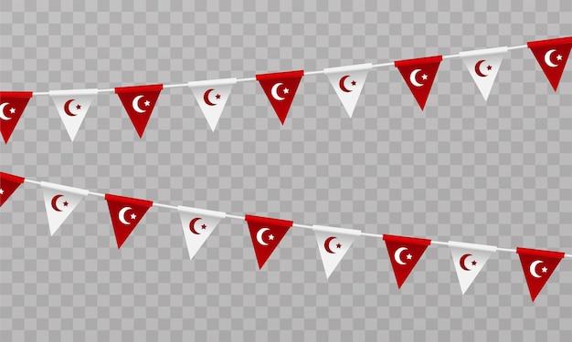 Illustration vectorielle de la fête du canada, drapeau canadien et feuilles d'érable, vecteur rouge et blanc
