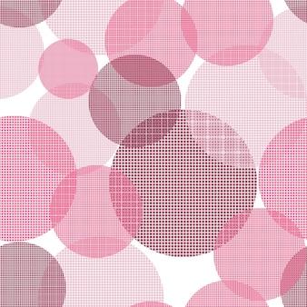 Illustration vectorielle de fond abstrait sans couture. eps10