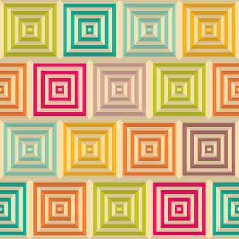 Illustration vectorielle de fond abstrait sans couture.