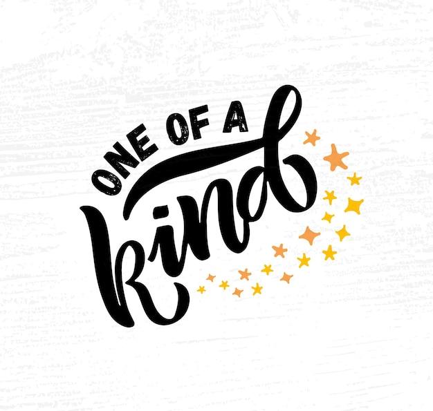 Illustration vectorielle de licorne esquissée à la main avec des citations de typographie de lettrage citations de motivation