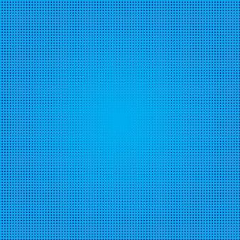 Illustration vectorielle de lumière bleue qui se composent de cercles. conception dégradée en pointillé pour votre entreprise. arrière-plan géométrique créative dans le style de demi-teinte avec des taches colorées.