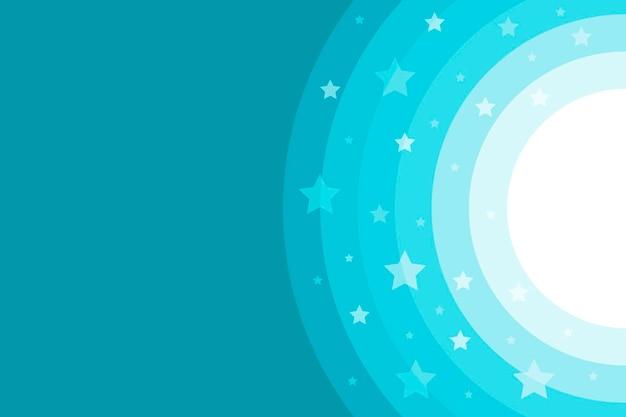 Illustration vectorielle pour la conception de tourbillons. fond d'étoiles de motif radial tourbillonnant. cercle de tourbillon en spirale en étoile vortex. rayons de rotation d'hélice. rayures évolutives psychédéliques convergentes. faisceaux de lumière du soleil amusants.