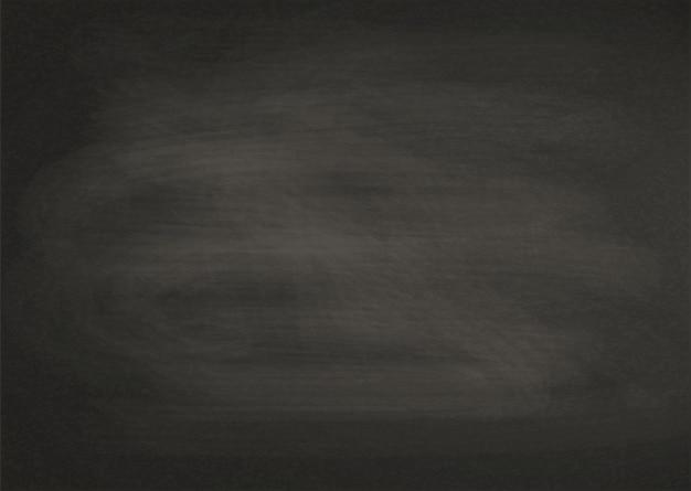 Illustration vectorielle de tableau noir texture. fond de tableau noir de l'école.