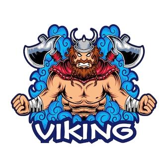 Illustration viking