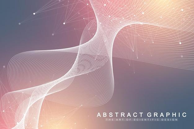 Illustration de visualisation de données génomiques volumineuses