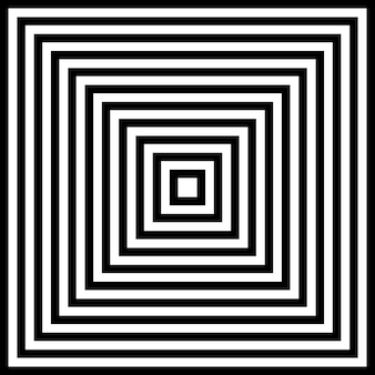 Image abstraite fascinante hypnotique.