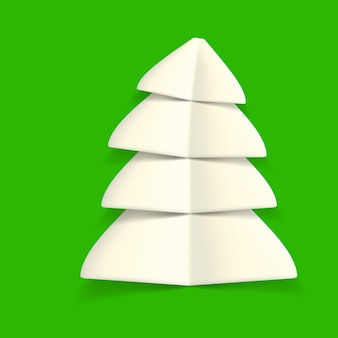 Image d'arbre silhouette
