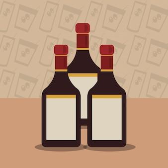 Image de bouteille d'alcool