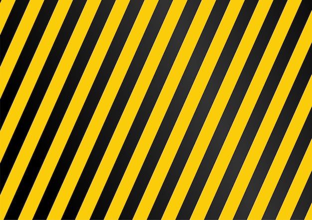Image de fond, ligne jaune, noir.