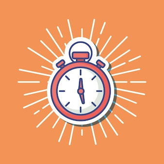 Image icône chronomètre