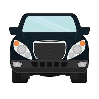 Image d'icône de voiture