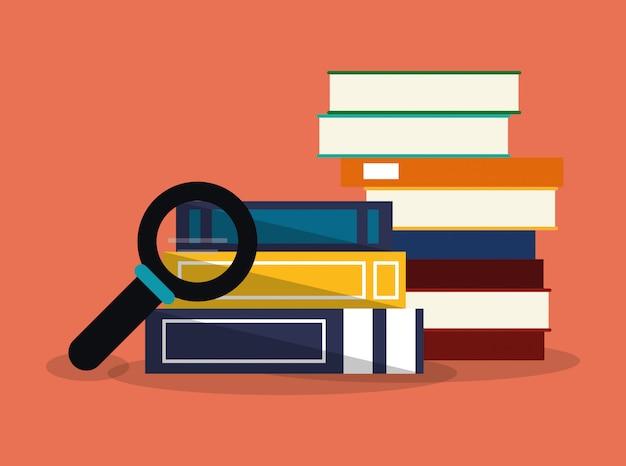 Image des icônes connexes éducation et académie