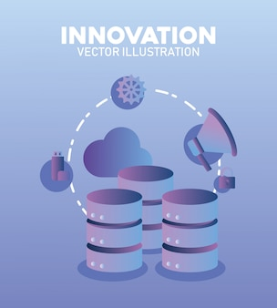 Image de technologie d'innovation
