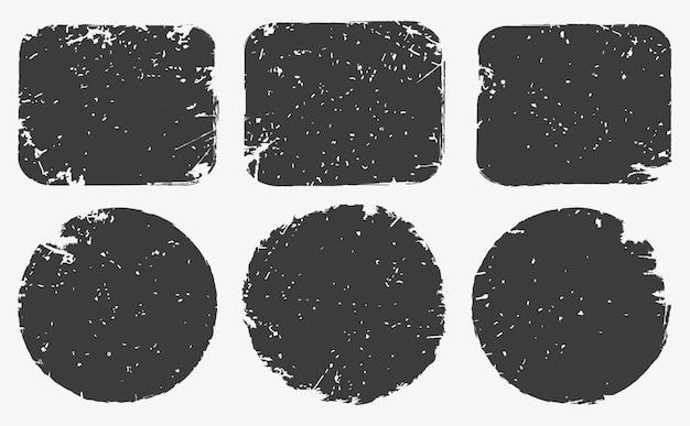 Images de grunge abstraites