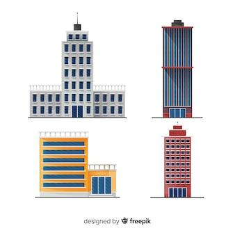 Immeuble de bureaux collectio