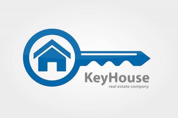 Immobilier avec élément de design clé