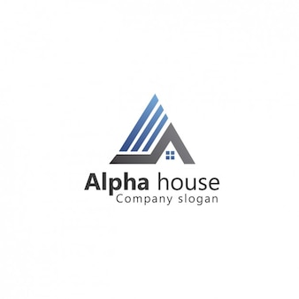 Immobilier logo template