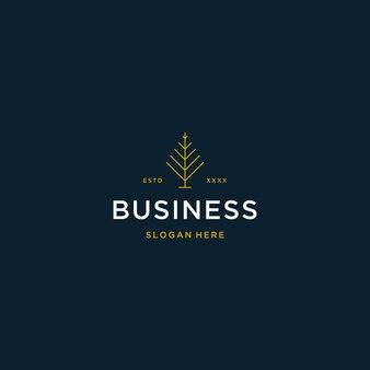 Immobilier de luxe logo