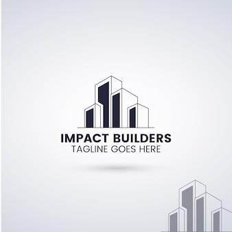 Impact builders logo
