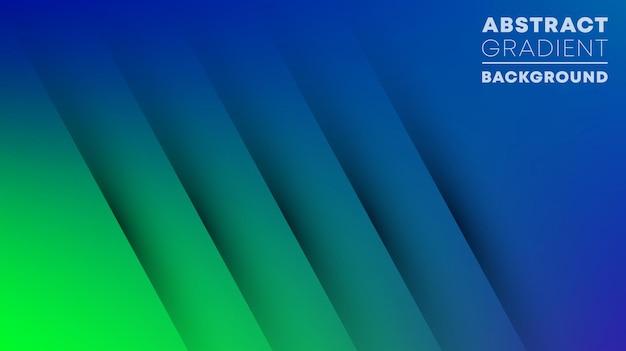 Impression de fond dégradé abstrait. modèle de bannière web coloré. illustration vectorielle.