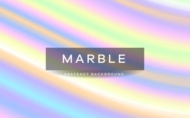 Impression de fond en marbre coloré