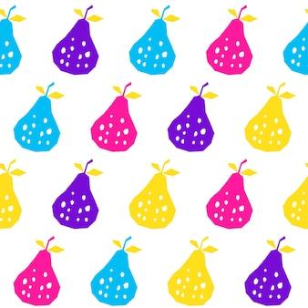 Impression de fond sans couture abstraite. illustration futuriste moderne pour carte d'anniversaire, menu, invitation à une fête, papier peint, papier d'emballage de vacances, tissu, impression de sac, t-shirt, publicité d'atelier.