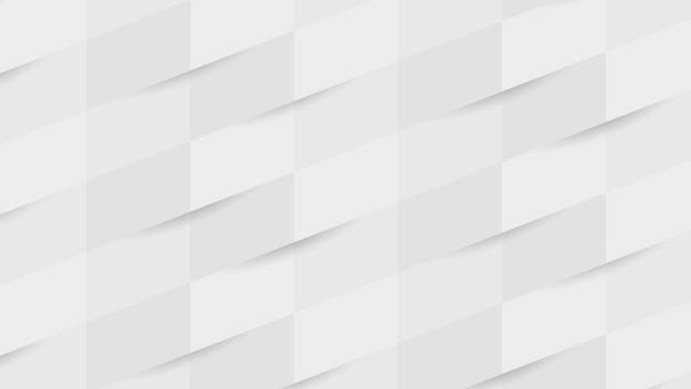 Impression de fond tissage sans couture blanc