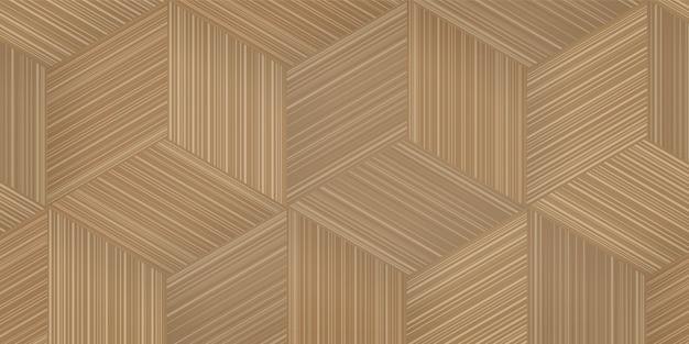 Impression de fond de vannerie en bambou.