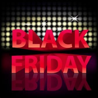 Imprimer les projecteurs du vendredi noir